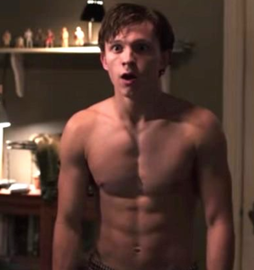 "Tom Holland and the ""fully nude"" Spider-Man scene that almost was"