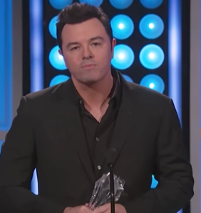 "Seth MacFarlane blasts antigay ""Duck Dynasty"" in blistering acceptance speech"