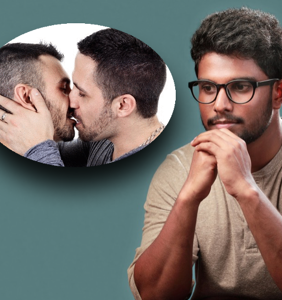 Straight guy wonders if his love of cuddling men is turning him homosexual