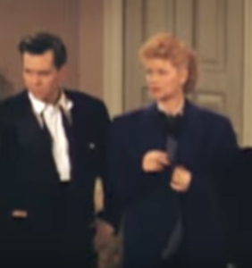 """Rare color footage of """"I Love Lucy"""" taken by fan's smuggled camera"""