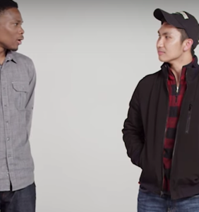 Think you can you guess the sexual orientation of total strangers?