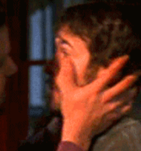 """Ben Affleck in '97: """"A man kissing another man is the greatest acting challenge"""""""