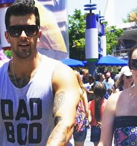 When you wish upon a star, the DILFs of Disneyland are never far