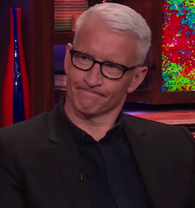 What's Anderson Cooper's biggest turn-on? Andy Cohen knows.