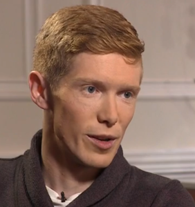 Gay Olympian Tom Bosworth sets new world record, and you'll never guess what for