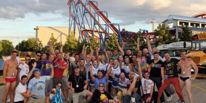 Six Flags gay day, and 4 other great road trips that start in Chicago