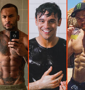 Terry Miller's dad vibes, Wilson Cruz's gym pics, & Gus Kenworthy's beach week