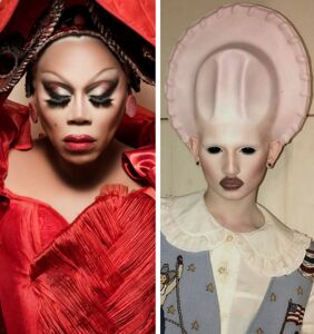 PHOTOS: The 10 fiercest drag queen looks of July 2017