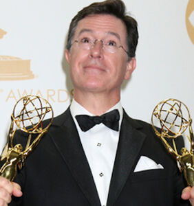 The internet is swooning over a pic of young Stephen Colbert. You're about to see why.