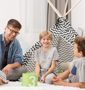 Gay men's evolutionary purpose is to be great babysitters, researcher says