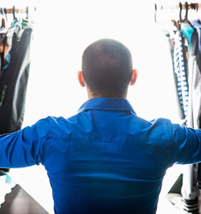 Guys reveal the craziest things they've done to stay in the closet