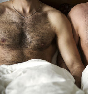 New survey reveals how gay men really feel about hairy and smooth chests