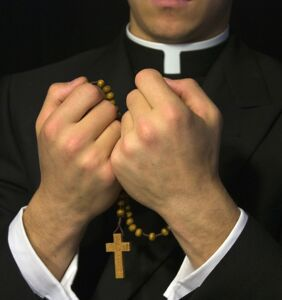 'Top' church official says gay sex within the Vatican has 'never been worse'