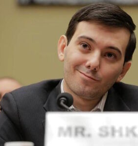 """Pharma Bro"" Martin Shkreli allegedly made gay sex claims to reel in an investor"