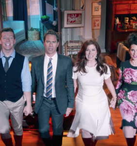 """""""Will & Grace"""" teases the world with a brand new come-back clip"""