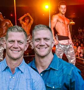 Benham bros recall the horror of seeing gay men give lap dances and stick dollar bills in G-strings