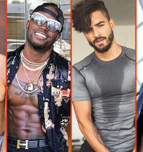 Matthew Camp's great big bulge, Maluma's wet t-shirt, & Max Emerson's VPL