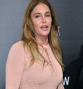 Caitlyn Jenner has a seriously convoluted excuse for why she was wearing a Trump hat