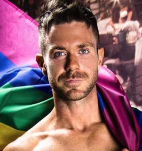 Meet the very sexy Mr. Gay Europe 2017