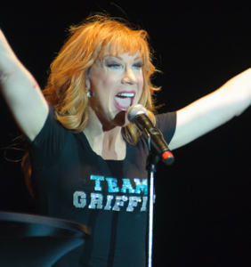 A TV exec sent Kathy Griffin this INSANE letter after Trump decapitation debacle