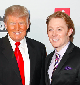 Clay Aiken apologizes for ever supporting Donald Trump, says 'I am a f-ing dumbass'