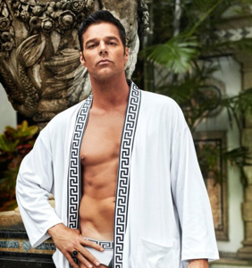 Ricky Martin reached out to Versace's lover after he criticized Martin's television portrayal