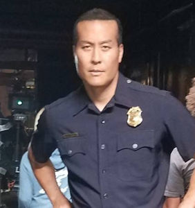 """The Village People freshen up """"old, tired"""" lineup with handsome model/actor James Kwong"""