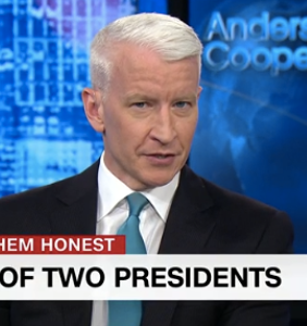 Cue the Twitter tantrum: Anderson Cooper's latest takedown of Trump is absolutely ruthless