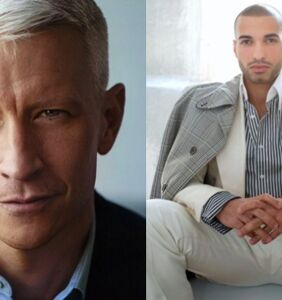 'Total bottom' Haaz Sleiman talks bottom-shaming and hooking up with Anderson Cooper 'a few times'