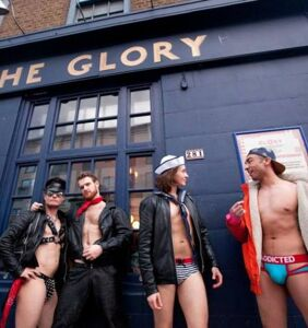 PHOTOS: See sexy London lads in all their glory
