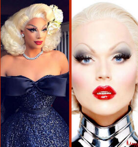 PHOTOS: The 10 fiercest drag queen looks of August 2017