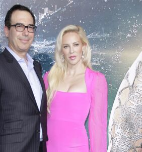 Louise Linton whines that her connection to Trump is why nobody likes her biphobic new movie