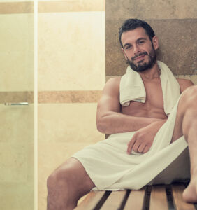 Straight guys in gay bathhouses? Yep, it happens! Former employee tells all