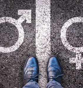 For Chrissakes! You don't have to date both genders to be bisexual, blogger bemoans