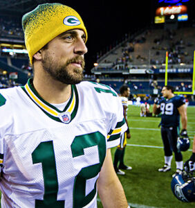 Green Bay Packers QB Aaron Rodgers: Gay players are still afraid of the NFL