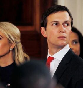 Ivanka and Jared rumored to be the latest White House casualties, planning D.C. exit strategy