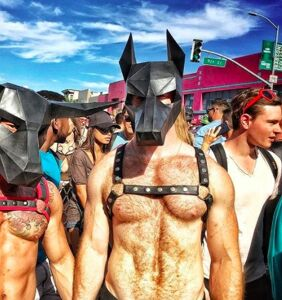 PHOTOS: Up close and extremely personal at the 2017 Folsom Street Fair