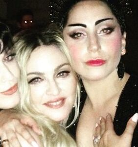 Gaga to Madonna: 'Kiss me and tell me I'm a piece of sh*t!'