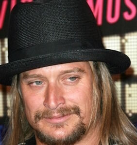 "Kid Rock: ""Why, these days, is everything so gay?"""