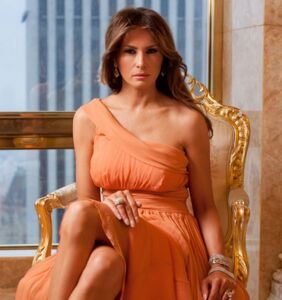 The real reason why Melania refused to move into the White House has been revealed