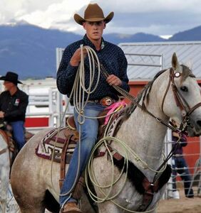 This charming gay cowboy from Wyoming will lasso your heart