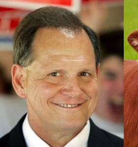 Senate hopeful Roy Moore: gay sex is the 'same thing' as having sexual relations with a cow