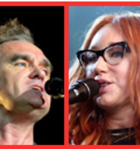 Celebrity death match! Tori Amos spills details about her backstage beef with Morrissey