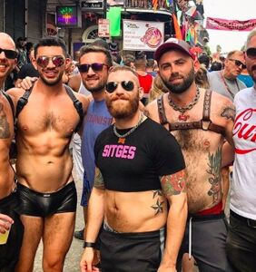 PHOTOS: Shirtless men acted sinful at Southern Decadence in New Orleans