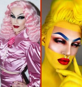 PHOTOS: The 10 fiercest drag queen looks of September 2017