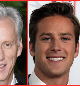 Armie Hammer lashes out at James Woods' latest homophobic tweet