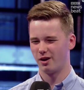 """16-year-old surprises family, himself on live TV: """"I'm bisexual"""""""
