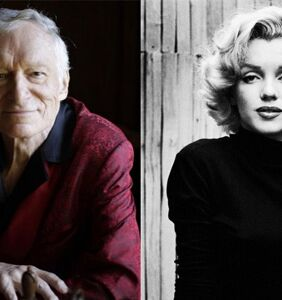 Pro-gay Hugh Hefner will spend eternity next to the woman who helped launch his career