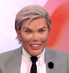 """""""Human Ken Doll"""" abandons cosmetic surgery for a new obsession"""