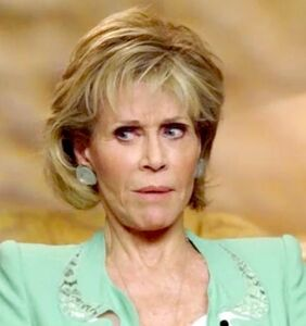 Jane Fonda has even more words for Megyn Kelly